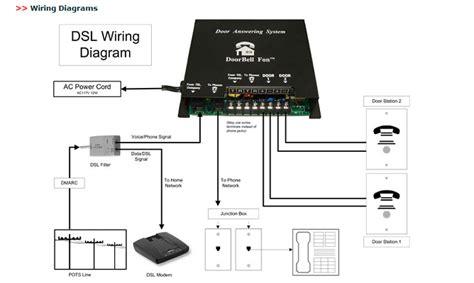 doorbell fon wiring diagram 27 wiring diagram images