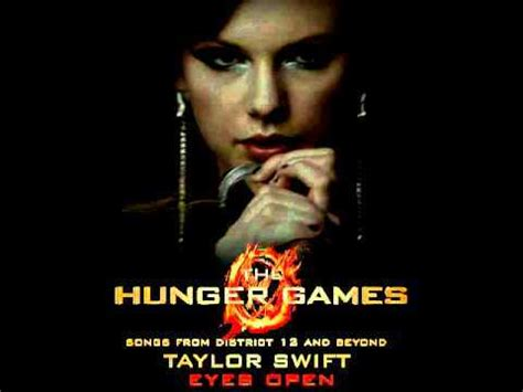 hunger games theme song what hunger game theme song sung by taylor swift is the