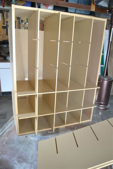 diy cubbies diy farmhouse cubby organizer my creative days