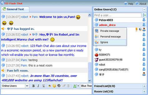 dominant chat rooms script de chat chat version legere