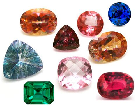 colored gemstones how to determine the quality of a colored gemstone