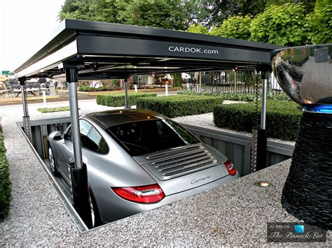 Underground Traffic Cardok Garage The Ultimate Urban Solution For Secure Luxury Car Parking And