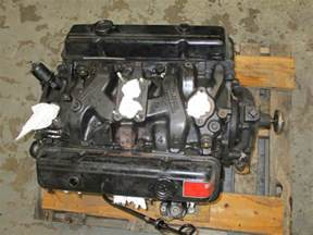 Chevrolet Marine Engines Mercruiser 260 Hp V8 Chevy Gm 350 Ci Engine Motor Green