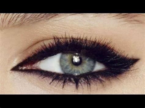 tutorial eyeliner matita come mettere la matita nera make up tutorial youtube