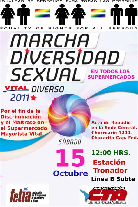 cadenas de supermercados in english la marcha del orgullo gay en los supermercados 15 10 2011