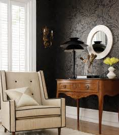 home decorating wallpaper paint vs wallpaper home interior design ideas