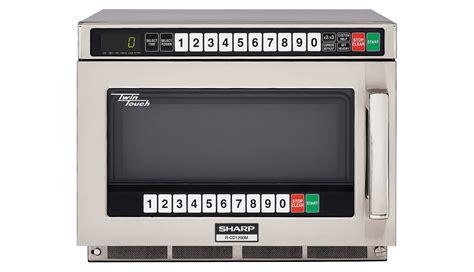 Cek Freezer Sharp r cd1200m commercial microwave commercial appliances