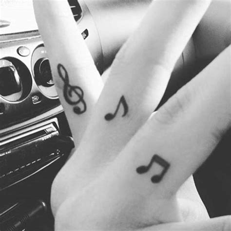 small musical tattoos best 25 small tattoos ideas on