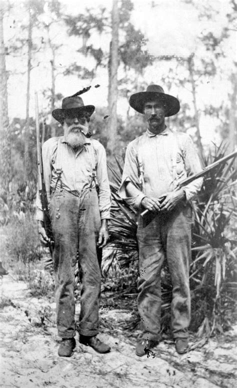 Polk County Florida Court Records Florida Memory Portrait Of Aaron Whidden With Henry Jackson Whidden In