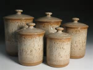 pottery kitchen canister sets kitchen canisters archives brent smith pottery brent