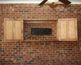 Painting Ideas For Kitchen Cabinets Cabinet Interesting Outdoor Tv Cabinet For Home Outside