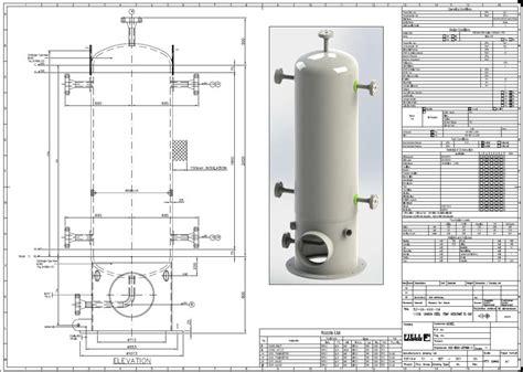 design criteria pressure vessel pressure vessels fjell technology group