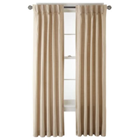 pinch pleat lined drapes royal velvet supreme shaped valance pair