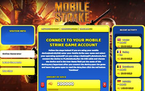 free mobile data hack android mobile strike hack generator gold unlimited