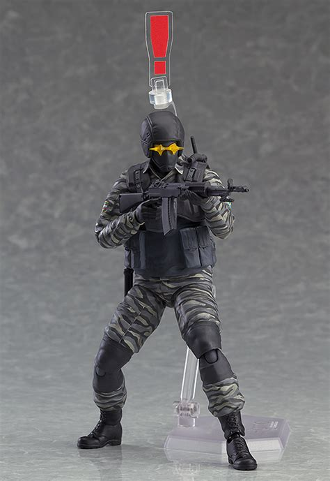 Figma Gurlukovich Soldier 298 Metal Gear Solid 2 Liberty figma 298 gurlukovich soldier mgs2 ver metal gear solid 2
