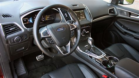 2015 Ford Edge Sport Interior by 2015 Ford Edge Sport Suv Cars Wallpaper 2500x1406