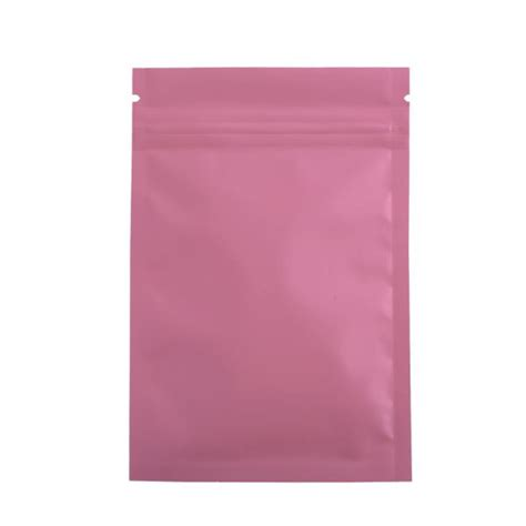colored zip lock bags variety of colors for 100 pcs clear colored foil mylar