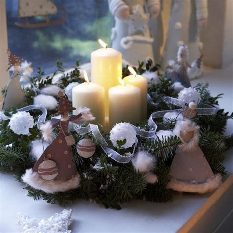 Christmas Candle Table Centerpieces - diy christmas candle centerpieces 40 enchanting ideas for your table diy masters blog