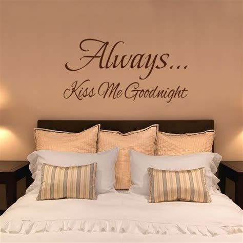 bedroom wall quotes bedroom wall quote upcycle pinterest