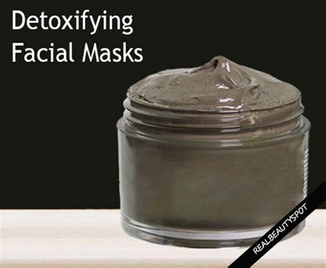 Detox Mask At Home by Detoxifying Clay Mask For Glowing Skin Theindianspot