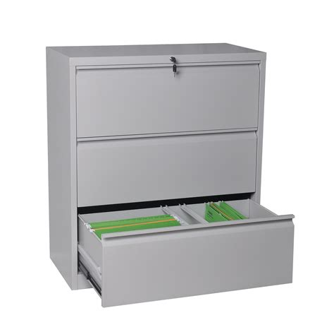 metal lateral filing cabinets metal 3 drawer lateral filing cabinet silver