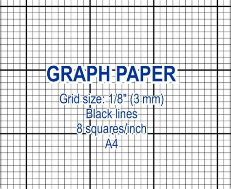 printable graph paper 6 lines per inch graph paper printable 3 mm grid cross stitch design 8