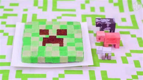 minecraft kuchen rezept rezept minecraft creeper kuchen f 252 r den kindergeburtstag