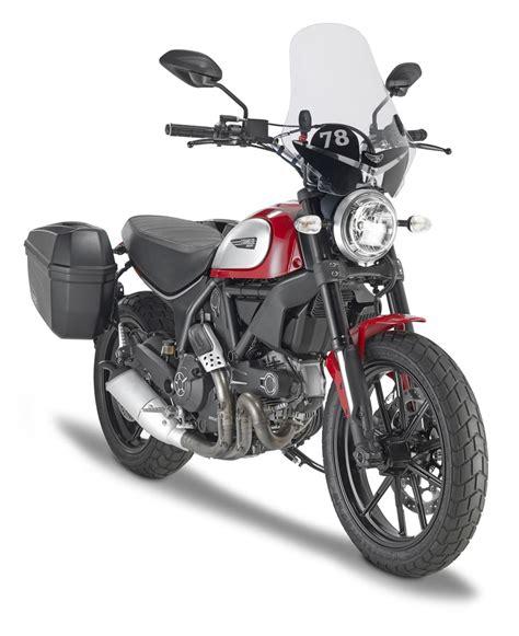 Ducati Monster 800 Motorrad by Givi Zubeh 246 R F 252 R Ducati Scrambler 800 2016 Motorrad Fotos