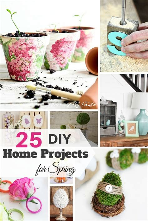 spring diy projects 25 diy home projects for spring southern charm wreaths
