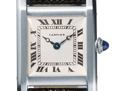 Tank Cover Calya Icon Platinum celebrating 100 years of the iconic cartier tank part 1 the one the 1917 tank normale