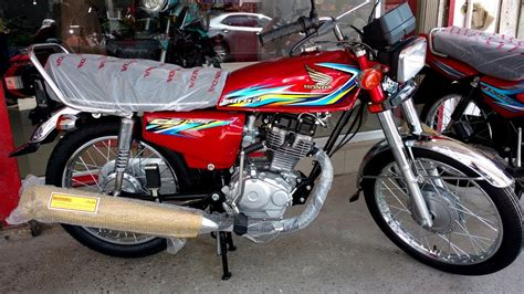 pakistan honda motorcycle price 125 honda cg 125 2018 mileage fuel average details in pakistan