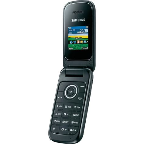 mobile portatv samsung e1190 sim free mobile phone from conrad