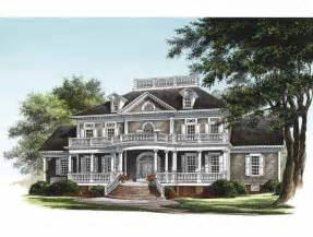 Eplans Mansions Neoclassical Home Plans At Eplans Com House Floor Plans