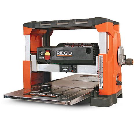 portable thickness planer review fine homebuilding