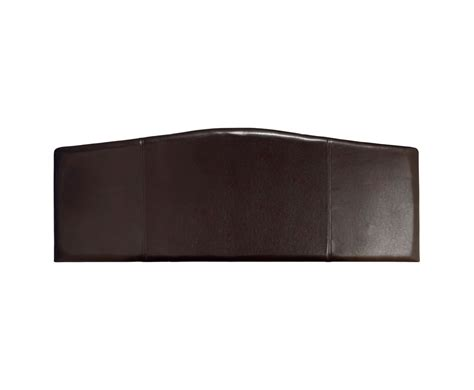 Brown Faux Leather Headboard by Rosie Brown Faux Leather Headboard Frances Hunt