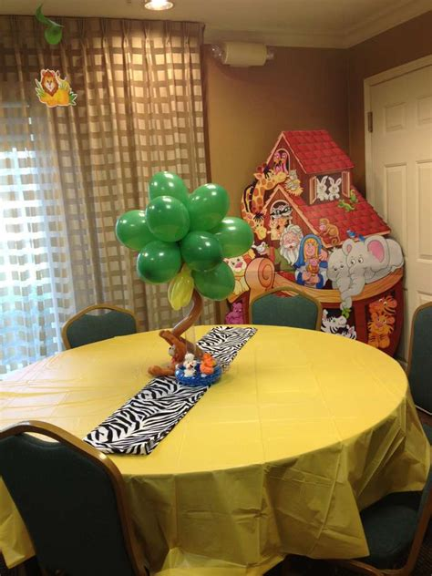 Noah S Ark Baby Shower Decorations by Noah S Ark Baby Shower Ideas Photo 4 Of 21 Catch