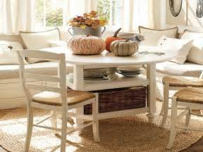 furniture white breakfast nook set awesome corner
