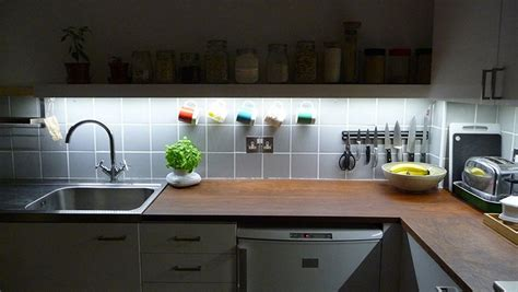 led lighting strips kitchen what is feature lighting how to highlight using led strips