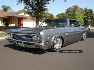 1966 chevy impala caprice bel air west coast lowrider