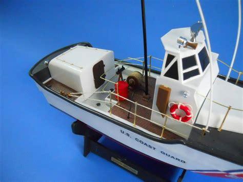 rc replica coast guard boat buy ready to run remote control uscg motor lifeboat 18