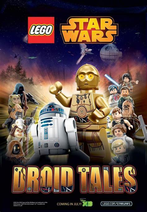wars show lego wars droid tales tv series 2015 filmaffinity