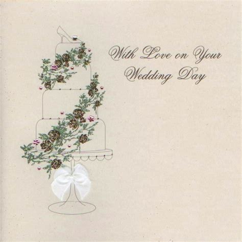 wedding day cards pictures mojolondon with on your wedding day cake card by five dollar shake