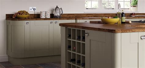 Custom built made to measure kitchens   Any shape, any