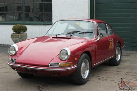 1968 porsche 912 karmann coupe
