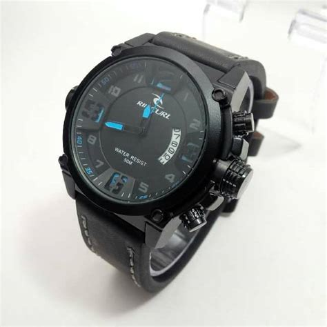 Jam Tangan Pria Sporty Quicksilver 3 jual jam tangan pria ripcurl quiksilver quicksilver diesel guess gc rumahjamtangan