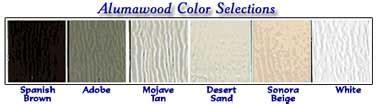 alumawood colors alumawood patio covers custom shade structures