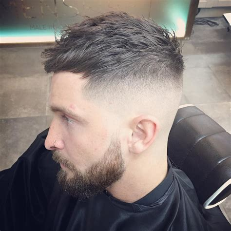 zero man hairstyle awesome 70 trendy fade haircut for men looks nice check