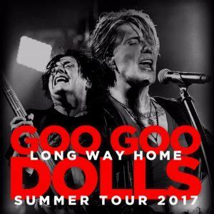 Goo Goo Dolls hitting the road with Phillip Phillips this