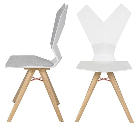 Chair With Backrest by Tom Dixon Discusses The Technical Process Behind His Y Chair