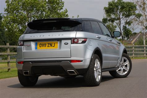 range rover evoque review land rover range rover evoque review parkers